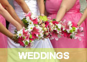 Bridal Parties & Centerpieces